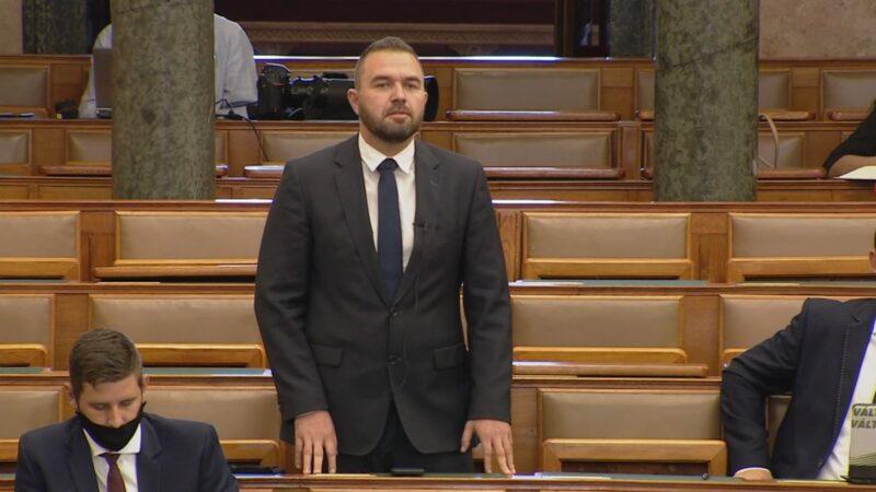 Fülöp Erik országgyűlési képviselő