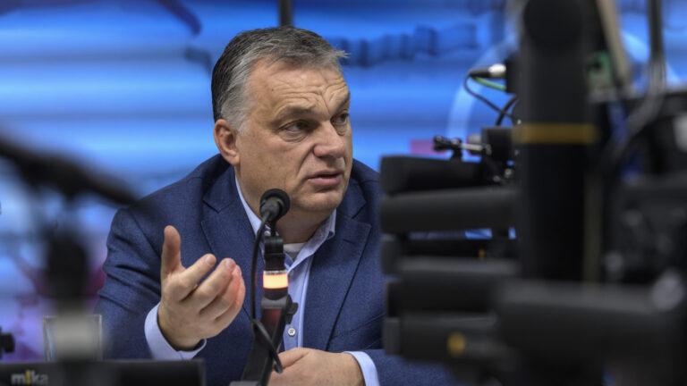Orbán Viktor: Ha az állatokat védjük, magunkat is védjük