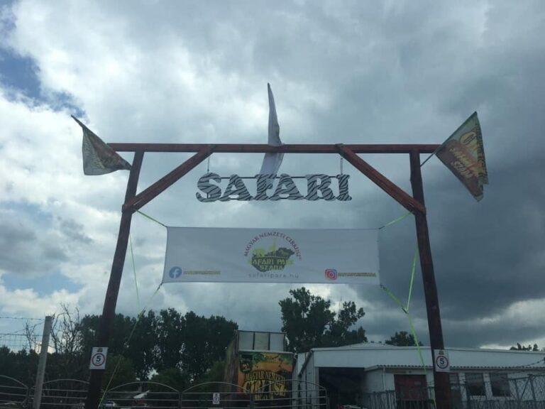 Tökös döntés: Szadáról kidobták a Safari Parkot!