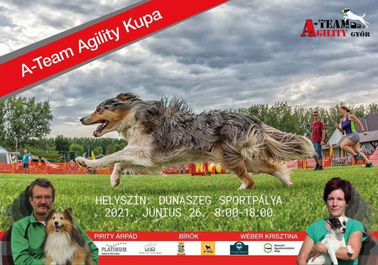 A kutyáké lesz a főszerep június 26-án Dunaszegen – VIDEÓVAL